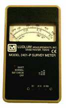 Ludlum 2401-P Image