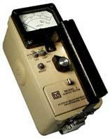 Ludlum Model 3 Meter Image